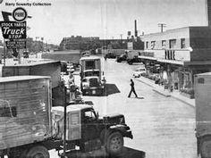 vintage truck stops