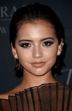Isabela Moner Photos - Actor Isabela Moner attends 2017 Princess Grace Awards Gala at The Beverly Hilton Hotel on October 2017 in Beverly Hills, California. - Isabela Moner Photos - 82 of 655 Norman, The Beverly, Beverly Hilton, Isabela Moner, For Elise, High School, Isla Fisher, Celebrity Faces, Le Jolie