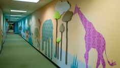 Preschool KidSpring environment at NewSpring Church designed by Matchstic.
