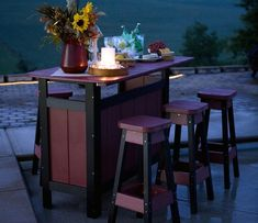 Smart and Delightful Outdoor Bar Ideas to Try – The courtyard or the out room in the house is one such place, where you can do different points. One of the most fascinating points is having a bar in that location.