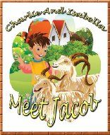 Charlie And Isabella Meet Jacob - by Felicity McCullough #bedtimestory #children #goats #FelicityMcCullough