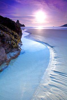 © Chris Tostevin-Hall { website | facebook } Petit Port beach, Guernsey, Western Europe