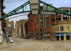 third ward in Milwaukee