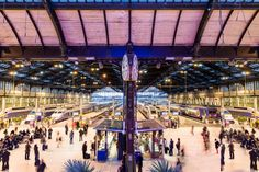 Gare de Lyon | Flickr - Photo Sharing!