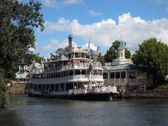 Liberty Belle Boat ride, Magic Kingdom