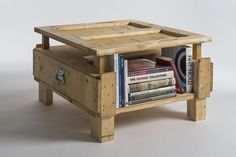Peveto, a fine art resource management company presents the FURM Furniture collection of repurpoused shipping crates – used fine art shipping crates, that otherwise would have gone to a landfill, are transformed into stylish functional furniture.