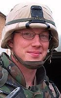 Army Spc. Michael G. Karr Jr.  Died March 31, 2004 Serving During Operation Iraqi Freedom  23, of San Antonio; assigned to 1st Engineer Battalion, 1st Brigade, 1st Infantry Division, Fort Riley, Kan.; killed March 31 when an improvised explosive device hit his armored personnel carrier in Habbaniyah, Iraq.