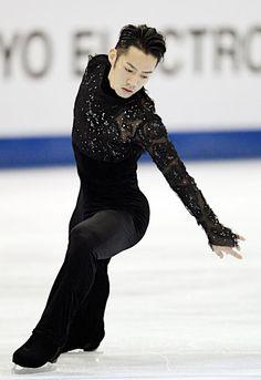 Daisuke Takahashi (Japan)