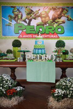 IMAGINE: FESTA TARTARUGAS NINJAS