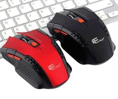 2.4Ghz New Unbranded Mini USB Portable Wireless Optical Gaming Mouse Mice #Unspecified