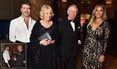 Camilla dazzles in diamonds at The British Asian Trust gala