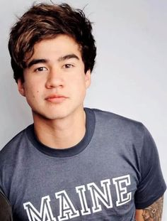 "(FC: Calum Hood) ""Hey there! My names Calum and I'm 20. I'm pretty laid back, but I can also be really weird and spontaneous when I know someone well enough. I enjoy playing the bass guitar, writing, playing video games, and playing soccer. Anyways, what's your name?"""