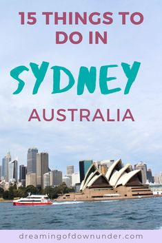 The best things to do in Sydney Australia! Discover Sydney highlights including Sydney Opera House, Sydney Harbour Bridge, Bondi Beach, the Blue Mountains, Sydney food secret walks the tourists don't know about! Amazing Things To Do in Australia Tasmania Australia, Sydney Australia Travel, Australia Tourism, Moving To Australia, Coast Australia, Visit Australia, Australia Trip, South Australia, Western Australia