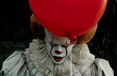 Horror Art, Horror Movies, Bill Skarsgard Pennywise, Pennywise The Dancing Clown, Halloween Inspo, Scary Clowns, Trailer, My Vibe, Mad Max