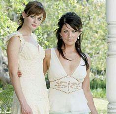 #GilmoreGirls - Lorelai & Rory