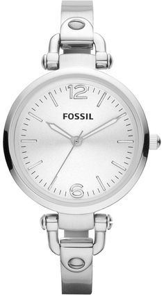 #Fossil #Watch , Fossil Women's ES3083 Georgia Stainless Steel Watch...$65.77