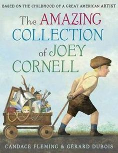 The Amazing Collection Of Joey Cornell Joseph Cornell, Frequent Flyer Program, Book Authors, American Artists, His Eyes, Bestselling Author, Audio Books, This Book, Ebooks