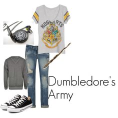 """Dumbledore's Army"" by dylandawn11 on Polyvore"