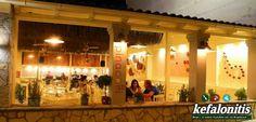 Pinacotti restaurant by V&G designers - photography kefalonitis news