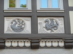 historische altstadt in duderstadt-deutschland