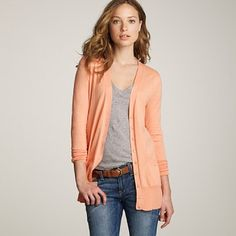 Forever Cotton Cardigan, $69.50