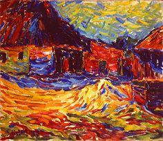 karl schmidt - Pictify - your social art network Ernst Ludwig Kirchner, Emil Nolde, Oldenburg, Muse Kunst, Karl Schmidt Rottluff, Degenerate Art, Blue Rider, Expressionist Artists, Social Art