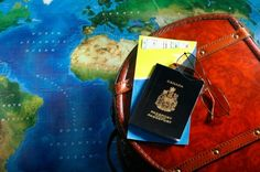 International travel tips are important for people who go abroad for the first time, and it is all the more important if you're travelling with children. Work Abroad, Study Abroad, Travel Checklist, Travel Tips, Travel Hacks, Travel Deals, Travel Rewards, Travel Packing, Passport Travel