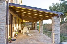 Pergola In Front Of House Product Outdoor Patio Designs, Outdoor Pergola, Carport Designs, Pergola Designs, Outside Patio, Patio Roof, House Construction Plan, Building A Porch, Patio Canopy
