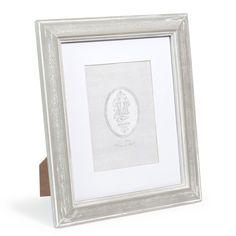 Cornice fotografica grigio chiaro Lysandre