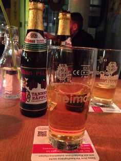 Tannenzäpfle Pils aus der Brauerei Rothaus in Baden Württemberg Deutschland