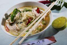 Unn deg en varm og fyrrig thaisuppe i høstmørket.