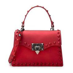 Women Bags Designer Crossbody Bags Messenger Female Small Rivets Satchels  Coin Pursesintothea Crossbody Tote 13d12e9a93db1