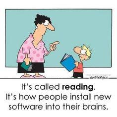Atualização do software de leitura