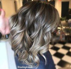 Lighter Brown Hair, Light Ash Brown Hair, Ash Brown Hair Color, Brown Hair With Blonde Highlights, Light Hair, Hair Lights, Ashy Hair, Blonde Hair, Ash Brunette