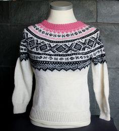 Mariusgenser , 8-9 år Håndstrikket av meg Knitting Needles, Blouse, Long Sleeve, Sleeves, Sweaters, Pattern, Shopping, Pictures, Women
