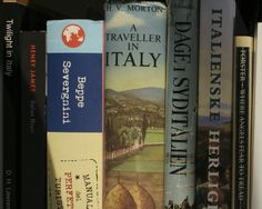 Preparing to travel: Classic travel writing on Italy.  #monogramsvacation