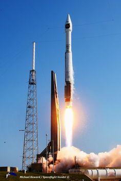 ULA Atlas V 401rocket successfully carries classified NROL-33 satellite to orbit