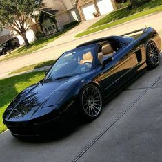 NSX with nice wheels and a great stance Tuner Cars, Jdm Cars, Stance Nation, Soichiro Honda, E36 Coupe, Acura Nsx, Nissan Nsx, Small Luxury Cars, Honda Cars