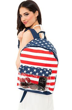 MKL Accessories  The Twilights Gleaming Backpack