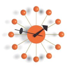 George Nelson Ball Clock; I WANT.