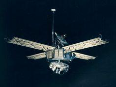 Today in History: NASA Sends Mariner 9 to Mars (1971)