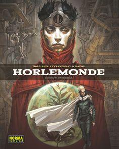 Horlemonde Ed. Integral, de Galliano, Peyravernay y Bazal.