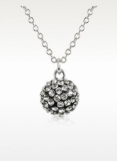 Fantasmania - Crystal Ball Pendant Necklace - Gisèle St.Moritz (Forzieri)