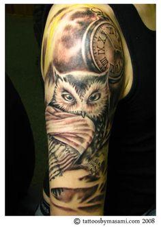 Google Image Result for http://2.bp.blogspot.com/-DO10t-n7Ozw/TpRscaXvYLI/AAAAAAAAAFo/hHDJjxuLTOA/s640/owl-tattoo-2.jpg