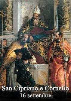 San Cipriano e Cornelio
