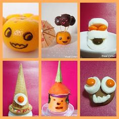 Halloween fun treats