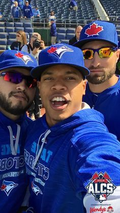 Blue Jays on Blue Jay Way, Go Blue, Mlb Players, Baseball Players, Kevin Pillar, Cub Sport, Sports Baseball, Sports Teams, Softball