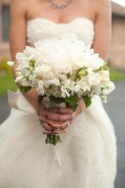 Roses, sweet peas, stock & freesia bouquet!!