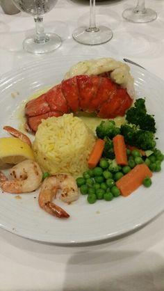 Lobster Night @ Adventure of the Seas