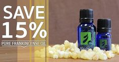 Spark Naturals has Frankincense on sale this week 15 % off reg. price **** use coupon code lmw915 to receive another 10% off. A 15ml bottle of Frankincense comes to a total of $53.55, a 5ml bottle comes to $ http://www.sparknaturals.com/?id=4760